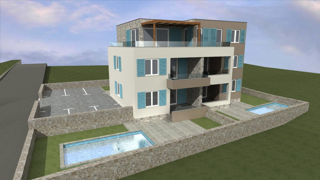 Apartmani Novi Vinodolski-msbauinvest3